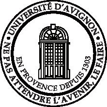 Université d'Avignon